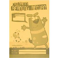 Silvine A5 Childrens Reading Record PK25