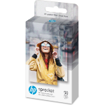 HP 1DE37A Photo cartridge, Pack qty 50