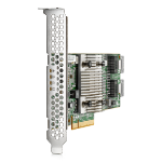 Hewlett Packard Enterprise H240 12Gb 2-ports Int Smart Host Bus Adapter PCI Express x8 3.0 12Gbit/s RAID controller