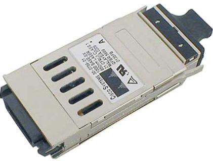 Cisco WS-G5484= network media converter 1000 Mbit/s 850 nm Multi-mode Stainless steel