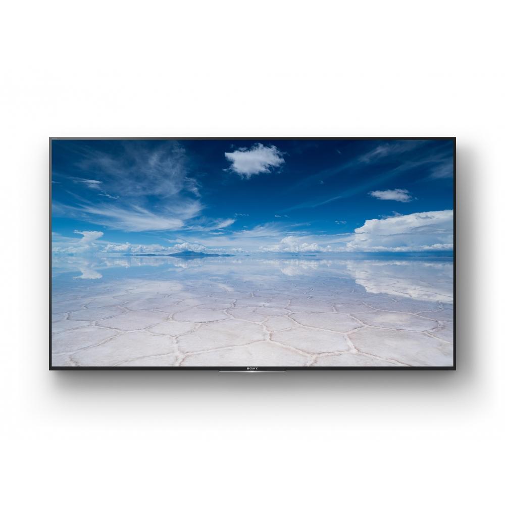 "Sony FW-85XD8501 84.6"" LCD 4K Ultra HD Wi-Fi Black public display"
