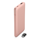 Belkin F7U019BTC00BE Lithium Polymer (LiPo) 5000mAh Pink power bank