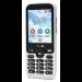 "Doro 7010 7.11 cm (2.8"") 112 g White Feature phone"