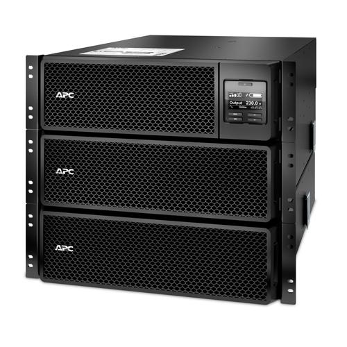 APC SRT192RMBP2 10000VA Rackmount Black uninterruptible power supply (UPS)