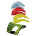 Kensington Reposamuñecas moldeable SmartFit®