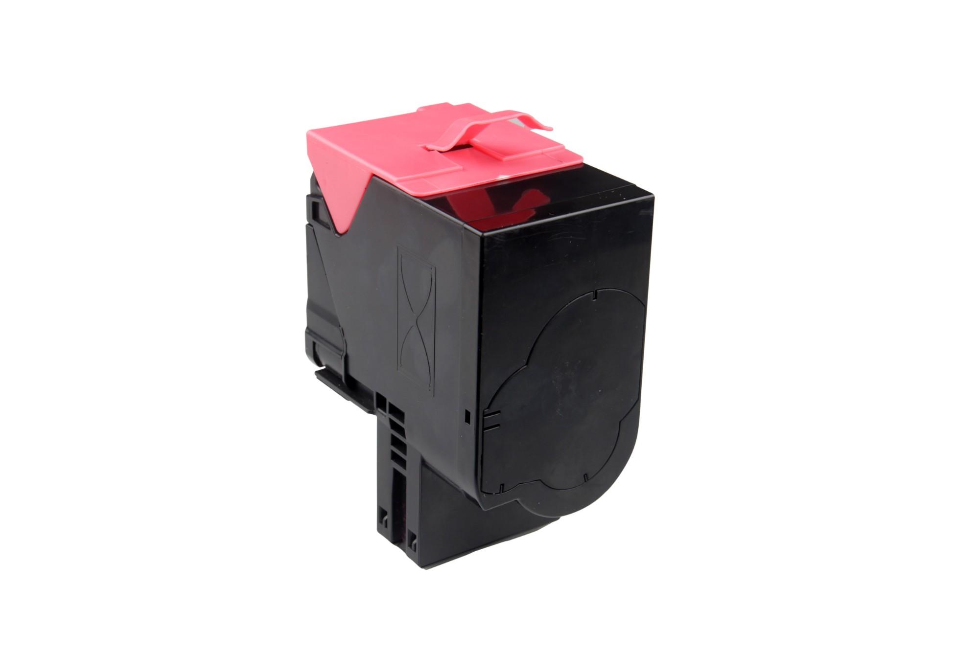 Remanufactured Lexmark 80C2SK0 Black Toner Cartridge