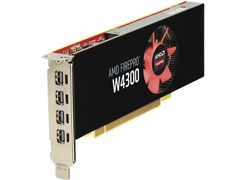 HP AMD FirePro W4300 4GB Graphics AMD 4GB