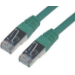 MCL RJ-45, M/M, 3m cable de red Verde