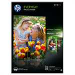 HP Everyday Glossy -25 sht/A4/210 x 297 mm photo paper