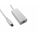 Cables Direct USB3C-MDPCAB USB graphics adapter 3840 x 2160 pixels White