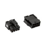 Cablemod CM-CON-8EPS-R 8 pin Black wire connector