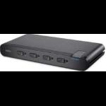 Linksys F1DN104P-3 Black KVM switch