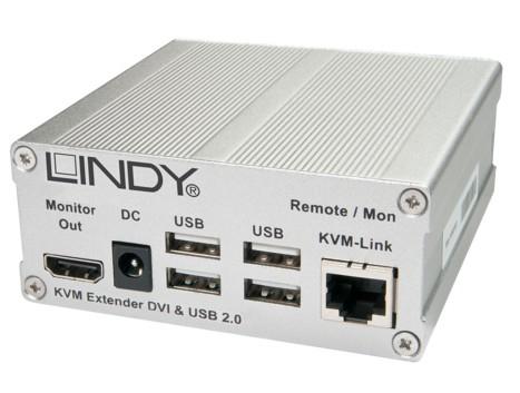 Lindy 39201 KVM extender Receiver