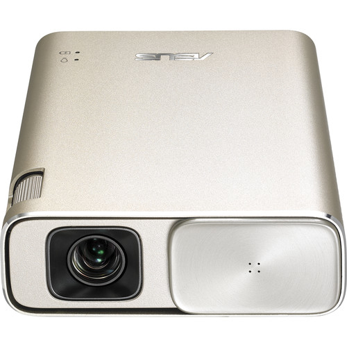 ASUS ZenBeam Go E1Z data projector 150 ANSI lumens DLP WVGA (854x480) Portable projector Gold