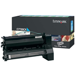 Lexmark C7720CX Toner cyan, 15K pages @ 5% coverage