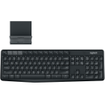 LOGITECH K375s MULTI-DEVICE WIRELESS KB and Stand Combo-2