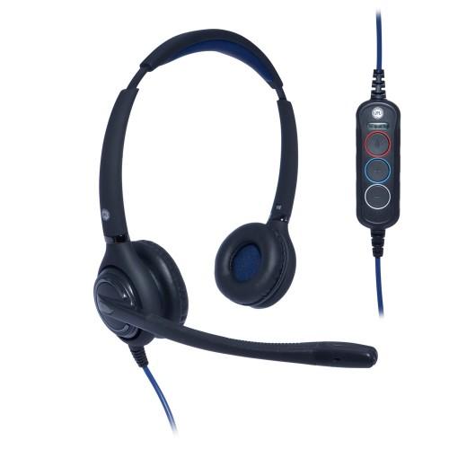 JPL 502s Headset Head-band USB Type-A Black