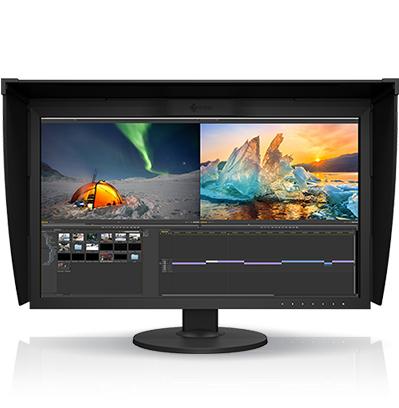 Desktop Monitor -  ColorEdge CG279X - 27in - 2560x1440 (WQHD) - IPS 13ms