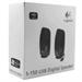 Logitech S150 Stereo portable speaker 1.2W Black