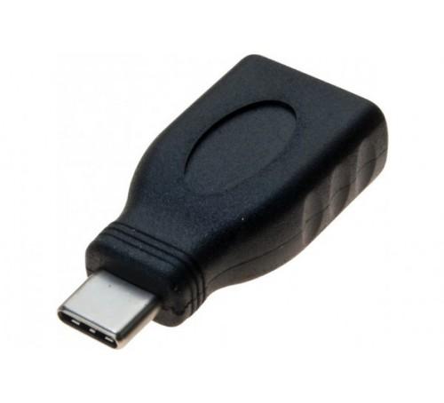 Hypertec 532480-HY cable gender changer USB C USB A Black