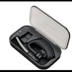 POLY Legend Headset Ear-hook Bluetooth Black, Silver 89880-105