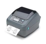 Zebra GX420d labelprinter Direct thermisch 203 x 203 DPI Bedraad