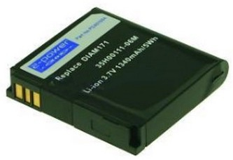 2-Power PDA0103A Lithium-Ion (Li-Ion) 1340mAh 3.7V rechargeable battery
