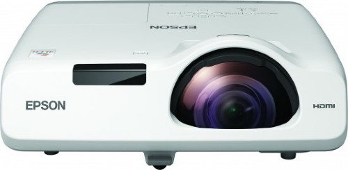 Epson EB-530 data projector 3200 ANSI lumens 3LCD WXGA (1280x768) Desktop projector White