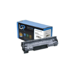 Click, Save & Print Remanufactured HP CF283X Black Toner Cartridge