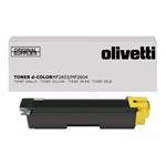 Olivetti B0949 Toner yellow, 5K pages