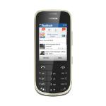 "Nokia Asha 203 6.1 cm (2.4"") 115 g Grey"