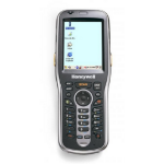 "Honeywell Dolphin 6110 handheld mobile computer 7.11 cm (2.8"") 240 x 320 pixels 247 g Black,Silver"