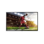 "LG 49UT640S0UA hospitality TV 49"" 4K Ultra HD 360 cd/m² Smart TV Black 20 W"