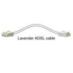Cisco Cable Straight RJ11 f ADSL 3m Grijs netwerkkabel