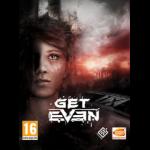 BANDAI NAMCO Entertainment Get Even, PC Videospiel Standard Deutsch