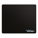 Roccat Kanga Mini Choice Cloth Gaming Mousepad, 265 x 210 mm, Black (ROC-13-011)