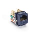 Black Box FM630C socket-outlet RJ-45 Blue