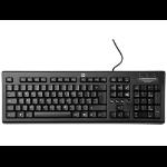 HP Classic Wired Keyboard - Black (WZ972AA#ABU)