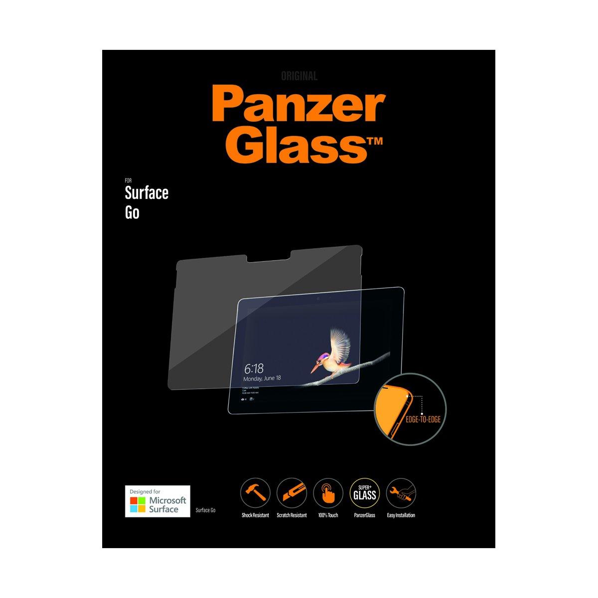 PanzerGlass 6255 protector de pantalla Tableta Microsoft 1 pieza(s)