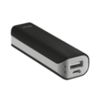 Trust Primo 2200 power bank Black 2200 mAh