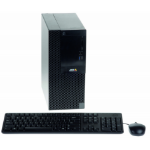 Axis S1116 Intel® 8ste generatie Core™ i5 8400 8 GB HDD Zwart Workstation