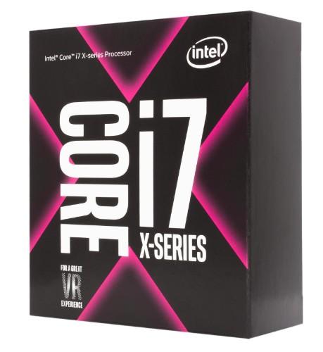 Intel Core i7-7800X processor 3.5 GHz Box 8.25 MB L3