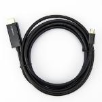 "Rocstor Y10C197-B2 video cable adapter 102.4"" (2.6 m) Mini DisplayPort HDMI Black"