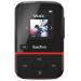 Sandisk Clip Sport Go Reproductor de MP3 Negro, Rojo 32 GB
