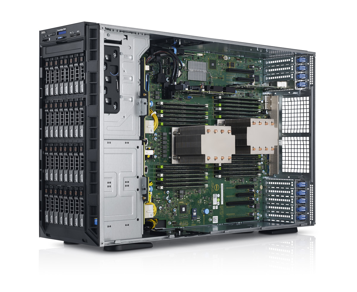 DELL PowerEdge T630 1.7GHz E5-2609V4 750W Tower (5U) server