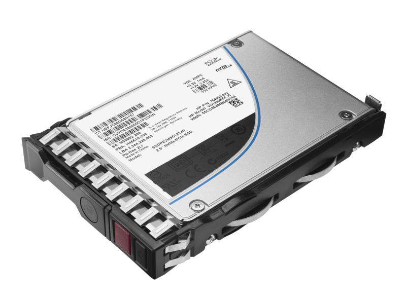 "Hewlett Packard Enterprise P13695-B21 unidad de estado sólido 2.5"" 2000 GB NVMe"