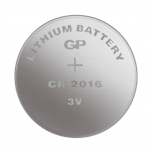 GP Batteries 2182 household battery Single-use battery CR2016 Lithium
