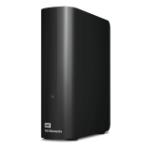 Western Digital ELEMENTS Externe Festplatte 18000 GB Schwarz