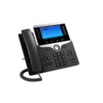 Cisco 8851 IP telefoon Zwart