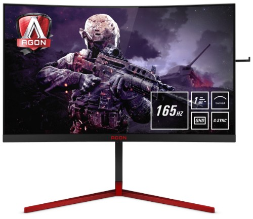 AOC AGON 3 AG273QCG computer monitor 68.6 cm (27